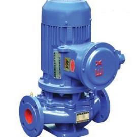 YG80-160防爆管道离心油泵