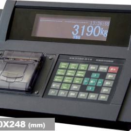 汽车衡专用仪表XK3190-D18