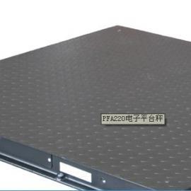 托利多PFA220电子地磅/3吨托利多电子秤报价