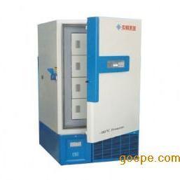 中科美菱DW-HW138超低温冰箱-86℃