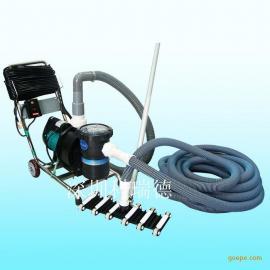手动游泳池吸污机 水下吸尘器 清扫设备 卫普士水泵1.5匹
