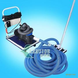 卫普士水池吸污机 游泳池手动吸污机 水处理设备 泳池设备