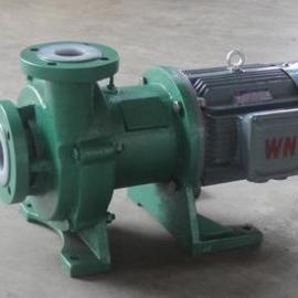 无泄漏氟塑料磁力泵