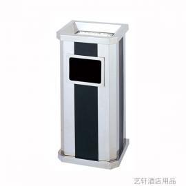 不锈钢垃圾桶制作 徐州垃圾桶公司 定做方形不锈钢垃圾桶