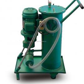 JL系列轻便式滤油机