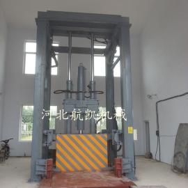 垂直垃圾压缩设备厂家直供,河北航凯实力雄厚