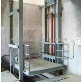 双柱导轨式液压平台升降机量身定做