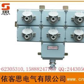 聚碳酸脂BXX8050防爆防腐电源插座箱 WF2 IP65