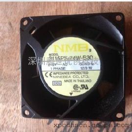 NMB8038 240V�L扇 3115PS-24W-B30