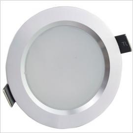 佛山筒灯外壳套件 led外壳批发商 出口品质 防雾筒灯 配亚克力板