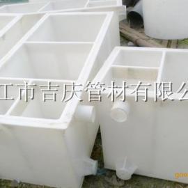 大型PP酸洗槽,工艺槽