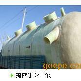 浙江杭州衢州江山开化农村生活污水处理用玻璃钢化粪池性价比高