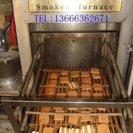 四川豆腐干烟熏炉