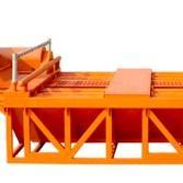 基坑式双滚轴洗轮机渣土车全自动冲洗平台