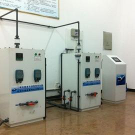 奉化市TY-H人机界面化学法二氧化氯发生器