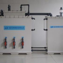 临清农村安全饮用水消毒设备――电解法二氧化氯发生器