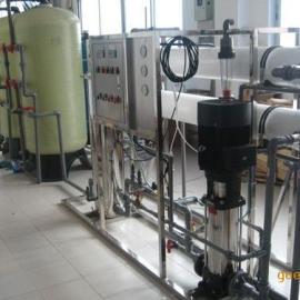 供应普洛尔电子工业高纯水设备的典型工艺流程