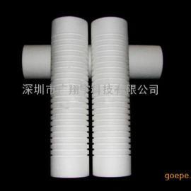 10寸PP沟槽滤芯纯水机前置滤芯品牌家用净水器滤芯