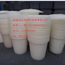 友特容器厂家直销  耐酸碱80L圆桶