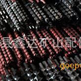 厂家直销26mm28mm煤钻杆 28小麻花钻杆 煤钻头