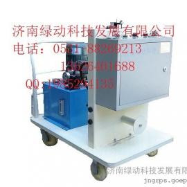 绿动CDZ进口蓄能器充氮车