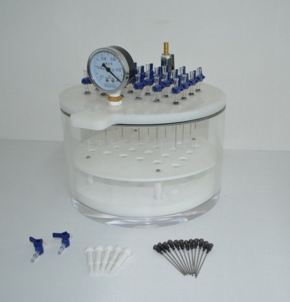 高硼硅方形固相仪12B