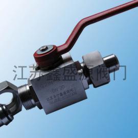 Q21N-320P加气站焊接高压球阀