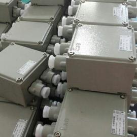 订做各种规格端子箱 铸铝 工程塑料 不锈钢
