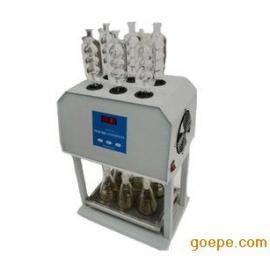 化工厂污水 COD  聚创101C型标准COD消解器