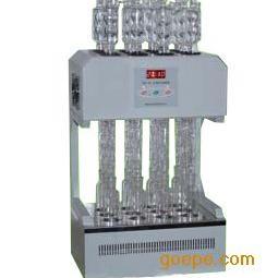 化工厂污水 COD  聚创102C型标准COD消解器