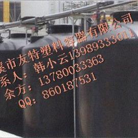 专业生产滚塑PE塑料水箱/防腐蚀PE储罐