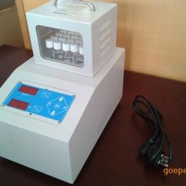 化工厂污水 COD  聚创101D型COD消解器