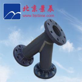 PVC-Y型过滤器批发 DN100塑料过滤器PVC材质