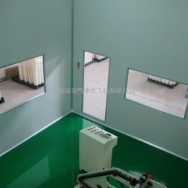涂布机空气净化设计与施工