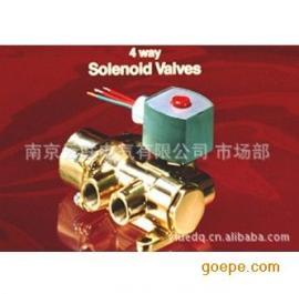 ASCO 两位四通电磁阀 8342系列 黄铜或不锈钢阀体