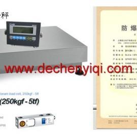EXP防爆电子平台秤CI-1580