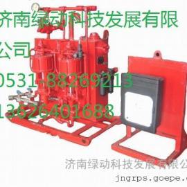 油田气动液体试压设备