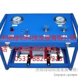 绿动CNG天然气汽车气密性检测装置