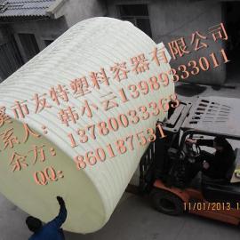 厂家生产20吨圆柱形PE储罐 精品热销