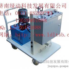 绿动CDZ电动氦气增压泵,电动氮气增压泵,气体增压泵