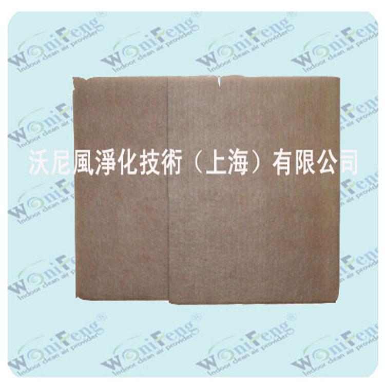 耐高温250℃合成纤维过滤棉