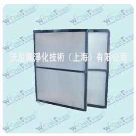 山东省青岛烤炉耐高温玻纤过滤棉|上海沃尼风净化