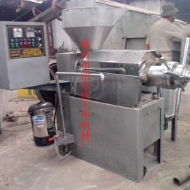 临沂大华花生榨油机|菜籽油榨油机|大豆榨油机