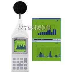 台湾泰仕TES-1358八音度实时音频分析仪