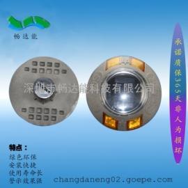 厂家直供太阳能铸铝圆形道钉