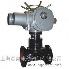 电动隔膜阀G941F-16,G941F电动隔膜阀