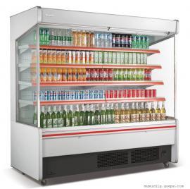 供应超市柜厂家/豪华款风幕柜图片/饮料保鲜柜