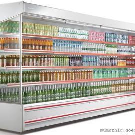 北京超市陈列柜图片/超市饮料展示柜价格/立式冰柜热销电话