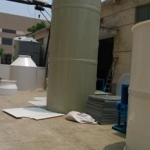 喷淋塔、储罐等PP制品