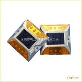 品质工厂太阳能铸铝反光面道钉